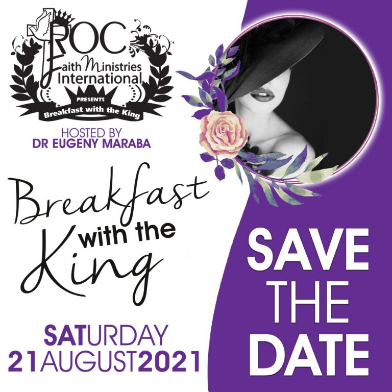 Breakfast with the King (Women's Annual Conference)